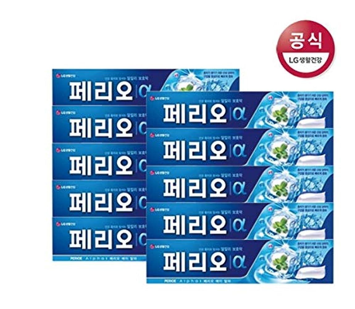 これら同種のヒール[LG Care/LG生活健康]ペリオアルファ歯磨き粉170g x10個/歯磨きセットスペシャル?リミテッドToothpaste Set Special Limited Korea(海外直送品)