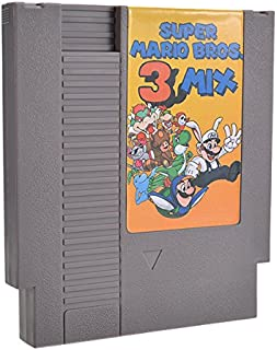 Super Mario Bros. 3 Mix 72 Pin 8 Bit Game Card Cartridge for NES Nintendo