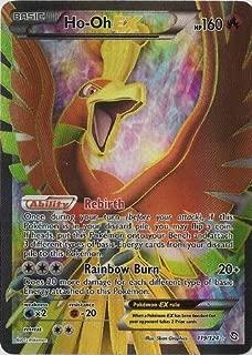 Pokemon - Ho-Oh-EX (119) - BW - Dragons Exalted - Holo