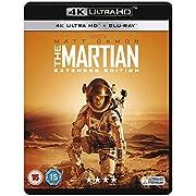 MARTIANTHE EXTEN EDITION 4K UHD [Blu-ray]