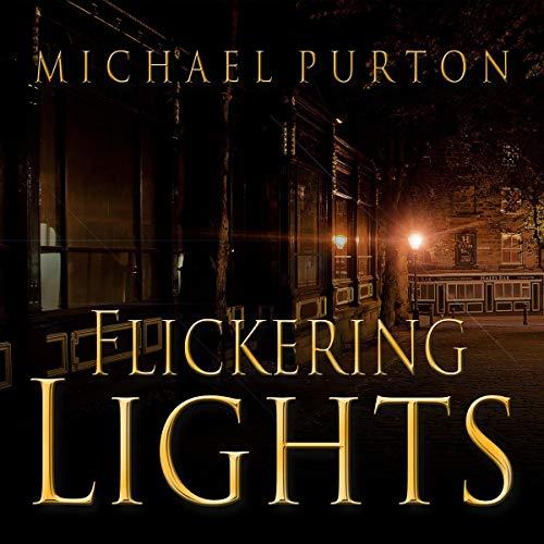 Flickering Lights audiobook cover art