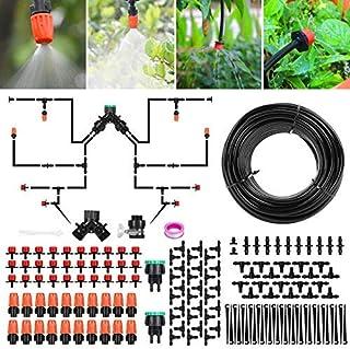 Auto Drip Irrigation Bewässerungssystem Gartenpflanzen Blumenbewässerungs-Kits