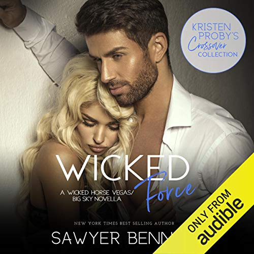 Wicked Force audiobook cover art