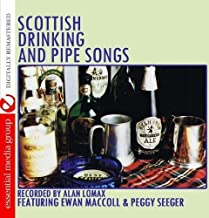 Scottish Drinking And Pipe Songs Digitally Remastered