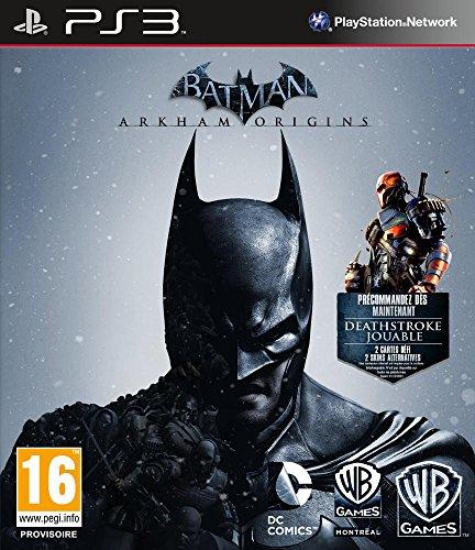 Batman Arkham Origins PS-3 D1 AT inkl Deathstroke Pack