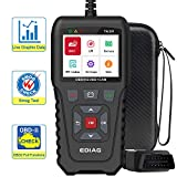 OBD2 Scanner,Car Code Reader Check Engine Light Auto OBD-II CAN Diagnostic Scan Tool with Live Data,10 OBDII Test Modes, Lifetime Free Upgrade (YA-301).