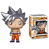 Funko Pop Dragonball - Goku Ultra Instinct #386 Vinyl 3.9inch Animation Figure Anime Derivatives,Mul...