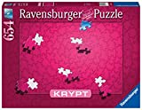 Ravensburger Krypt Pink Impossible 654 Piece Jigsaw Puzzle for Adults and for Kids Age 12 and Up