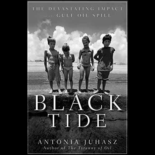 Black Tide audiobook cover art