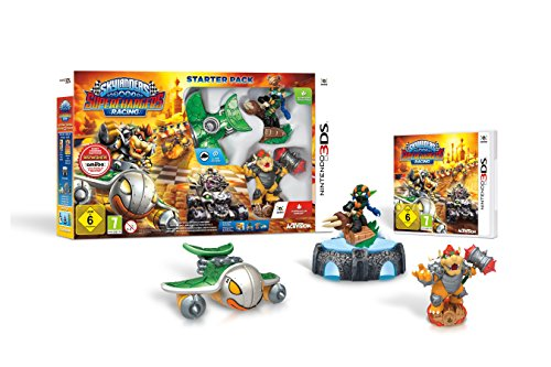 Skylanders SuperChargers Racing: Starter Pack - [Nintendo 3DS]