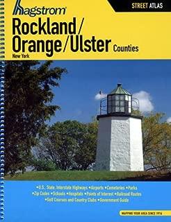 Hagstrom Rockland/Orange/Ulster Counties Street Atlas: New York