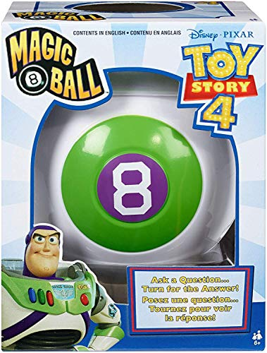Magic 8 Ball: Disney Pixar Toy Story 4