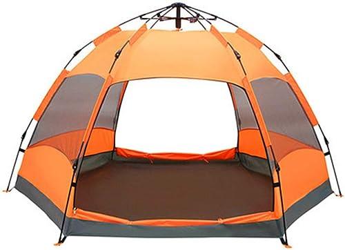 XUNLUKE,Abri du soleil pour tente de plage instantanée, personne 3-4, tente de prougeection portable avec parasol facile à installer et prougeection contre le soleil avec prougeection SPF 50+ pour la famille des enfants