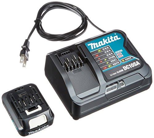 マキタコードレス掃除機CL106カプセル式10.8V(バッテリ・充電器付CL106FDSHW