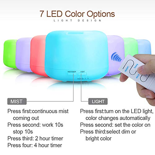 NEWKBO-130ml-Humidifier-Vaporizer-Essential-Oils-Diffuser-Wood-USB-of-7-Led-Lights-Portable-Auto-Office-Home-Bedroom-Children-Adults