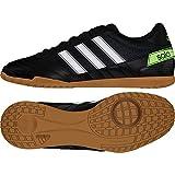 Adidas Super Sala, Zapatillas Deportivas Fútbol Hombre, Verde (Core Black/FTWR White/Solar Green)