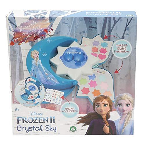 Frozen 2- Disney La Reine des Neiges Coffret Maquillage Cristal Sky, FRN60000