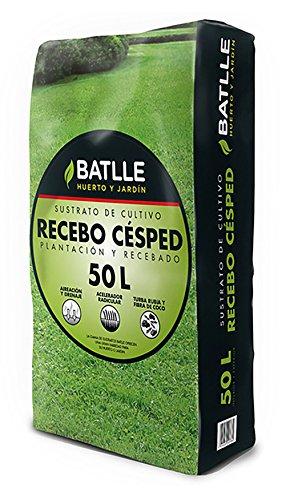 Sustratos - Sustrato Recebo Cesped 50l. - Batlle