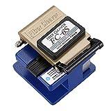 Richer-R Localizador Visual de Fallos Cables de Fibra /óptica Pluma Tester Medidor para CATV,Sistemas de Cableado,etc.hasta 30 km,30 MW,650 NM,Aluminio(Monomodo//Multimodo)