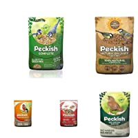 A rich seed and nut mix which will bring more birds, colour and song to your garden Enriched with sunflower seeds along will 7 other seeds. This bird seed mix can be be fed to birds that visit your hanging bird feeder, bird table or ground feeder all...