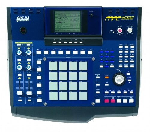 Akai MPC4000 MIDI Production Center Sampler