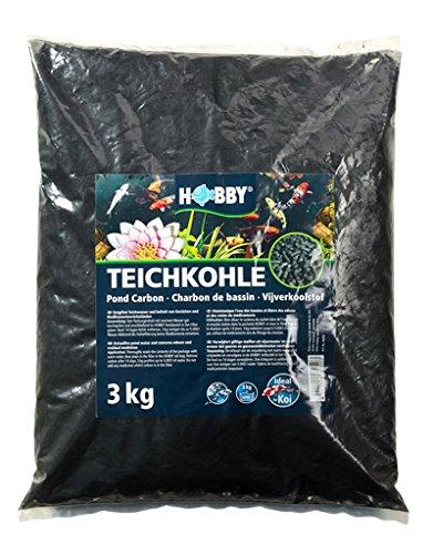 Hobby 20650 Teichkohle, 3 kg für 5.000 l