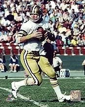 Archie Manning Orleans Saints 1973 Action Photo (Size: 8