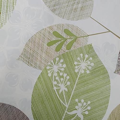 Hule   Mantel Mesa Antimanchas   Mantel Mesa Comedor y Mesa Cocina PVC Impermeable, para Interior y Exterior Diseño Flores Japonesas (100_x_140_cm)