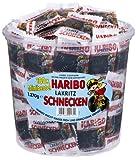 Haribo liquirizia Lumache 100Mini sacchetto, 1er Pack (1x 1.27kg)