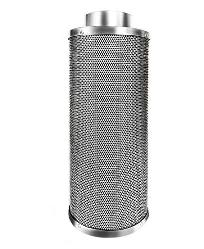 Nito GmbH Filtre à Charbon Actif pour éliminer Les odeurs Différentes Tailles - 125 x 500 mm