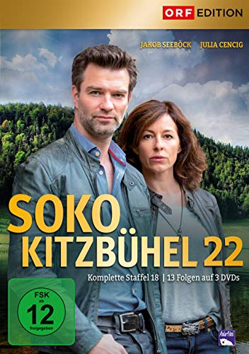 SOKO Kitzbühel - Box 22 (3 DVDs)