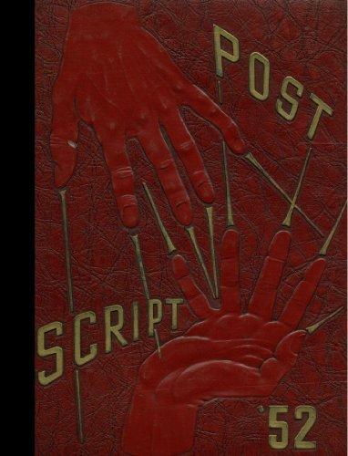 (Reprint) 1952 Yearbook: Marshalltown High School, Marshalltown, Iowa