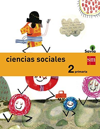 Ciencias Sociales 2 Primaria SM Savia