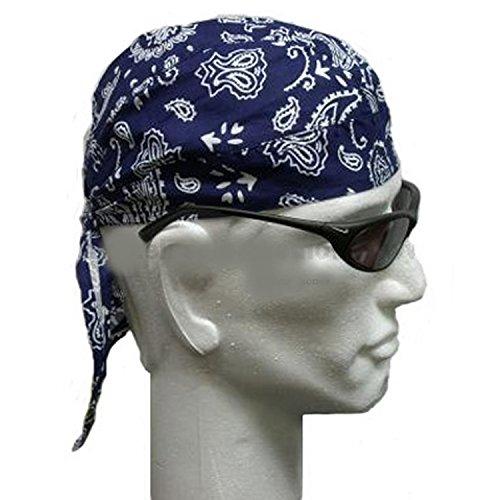 TC-Accessories BROWN Zandana fitted Bandana//headwrap//danna//do rag