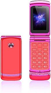 Ulcool F1 mini mobiltelefon super mini flip telefon 300 mAh batteri Bluetooth Dial Nano SIM 2G GSM mobiltelefon för studen...