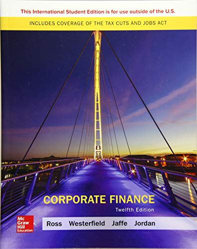 ISE Corporate Finance (ISE HED IRWIN FINANCE)