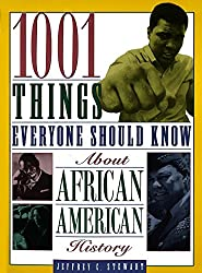 1001 Things Everyone Should Know about African American History (book)