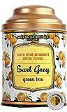 Sancha Tea Boutique Earl Grey (Bergamot) Green Tea, Immunity Boosting (100 CupsX3), Rich