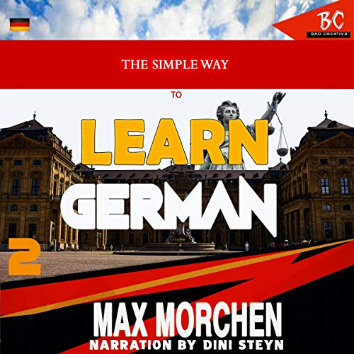The Simple Way to Learn German 2 cover art