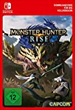 Monster Hunter Rise Standard [Pre-Load] | Nintendo Switch - Download Code