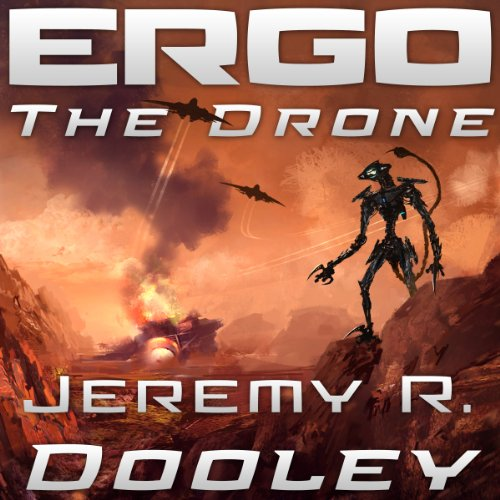 Ergo: The Drone audiobook cover art