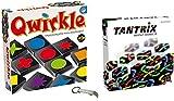 Juego de 2 juegos: Qwirkle + Tantrix + 1 abridor de botellas Blumie.