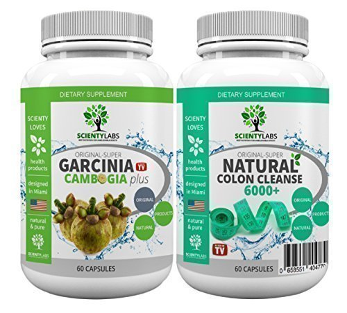 puri garcinia cambogia plus e colon cleanse