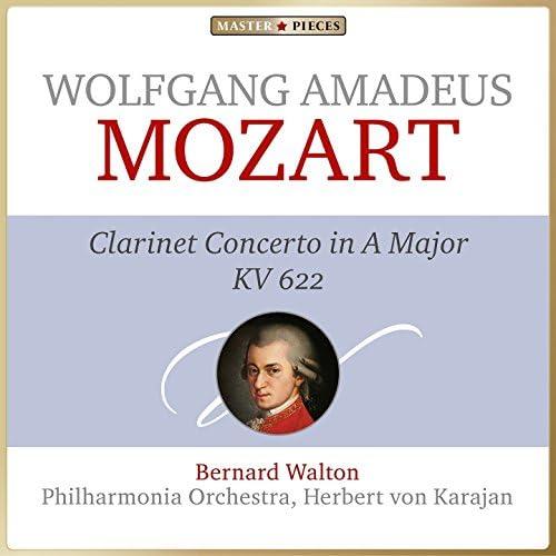 Philharmonia Orchestra, Herbert von Karajan, Bernard Walton & Wolfgang Amadeus Mozart