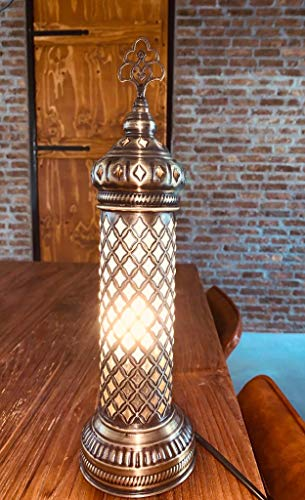 Moroccan Zenza - Lámpara de mesa