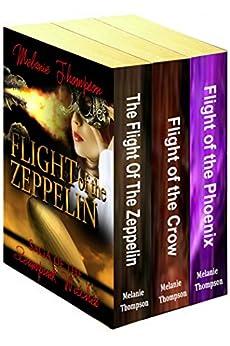 Melanie Thompson's 3 Book Box Set (Saga of the Steampunk Witches) (The Saga of the Steampunk Witches) by [Melanie Thompson]