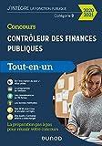 Concours Contrôleur des finances publiques - 2020-2021 - Tout-en-un - Tout-en-un (2020-2021)
