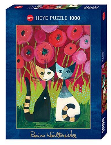 Heye Puzzle- Poppy Canopy Standard 1000 Pezzi, Multicolore, 29900