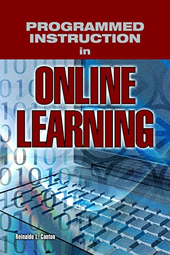 Programmed Instruction in Online Learning (English Edition)