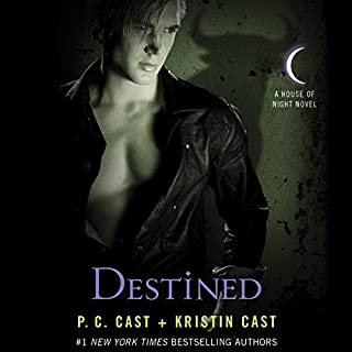 Destined     House of Night Series, Book 9              Auteur(s):                                                                                                                                 P. C. Cast,                                                                                        Kristin Cast                               Narrateur(s):                                                                                                                                 Caitlin Davies                      Durée: 12 h et 44 min     5 évaluations     Au global 4,8